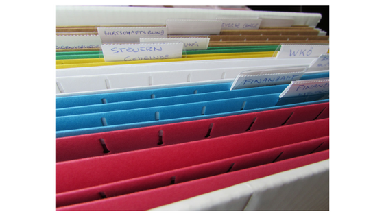 Picture of File Folders